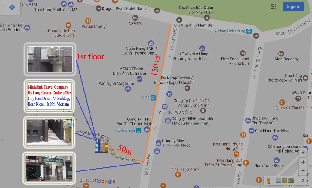 Bản đồ chỉ dẫn