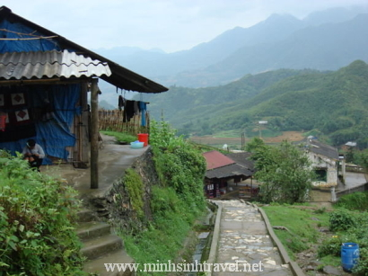 Sapa trekking 2 days, 3 nights (Code 021)